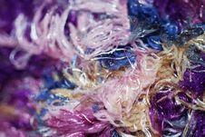Free Fibres Close-Up Royalty Free Stock Image - 5240346