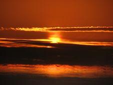 Free Sunset Royalty Free Stock Image - 5241346