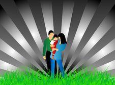 Free Family Stock Image - 5241691