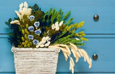 Free Floral Decoration Royalty Free Stock Photography - 5241737