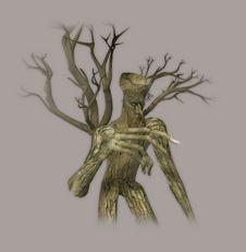 Free Talking Tree Royalty Free Stock Photo - 5241935