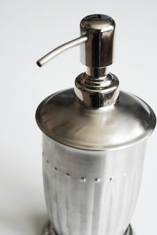 Luxery Dispenser Royalty Free Stock Photography