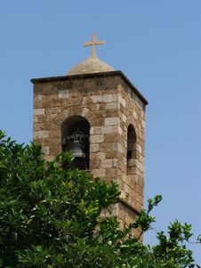 Free St.Barnabas Church In Northern Cyprus Stock Photo - 5242540