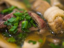 Free Pork Ribs Soup Stock Photos - 5243093