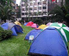 Free Tents Royalty Free Stock Photos - 5243118