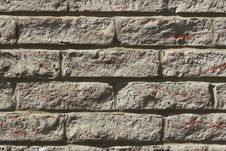 Free Brick Wall Royalty Free Stock Photography - 5243267