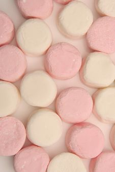 Free Marshmallows Stock Image - 5243701