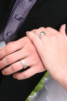 Free Wedding Couple Stock Images - 5244184