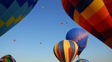 Free Hot Air Balloon Royalty Free Stock Photography - 5244217