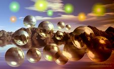 Free Bubbles And Things Royalty Free Stock Photos - 5244228