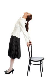 Free Girl Posing Stock Images - 5244514