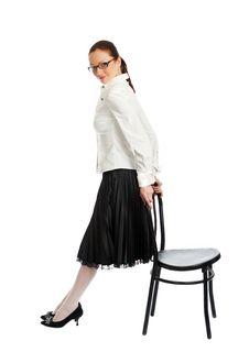Free Girl Posing Royalty Free Stock Photography - 5244517