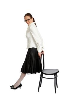 Free Girl Posing Stock Photos - 5244523