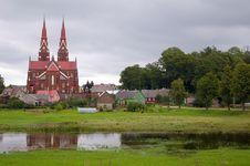 Free Church Royalty Free Stock Photo - 5245025