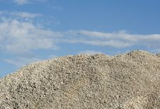 Free Heap Of Gravel Stock Photos - 5245163