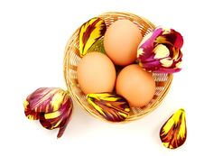 Free Easter Eggs Stock Photography - 5246992