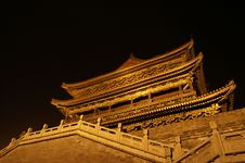Free Chinese Building Stock Photography - 5247852