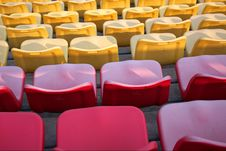 Free Color Chairs Stock Images - 5248694