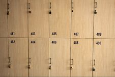 Cabinets Royalty Free Stock Image