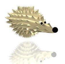 Free Hedgehog 2 Royalty Free Stock Photo - 5249965