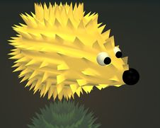 Free Hedgehog Royalty Free Stock Images - 5249979