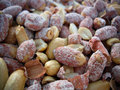 Free Salty Peanuts Royalty Free Stock Photography - 5250677