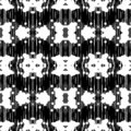 Free Design Black Seamless Pattern Stock Photography - 5255012