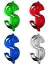 Free Symbol 3D Group Stock Photos - 5256303