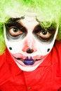 Free Spooky Clown Royalty Free Stock Photo - 5256755