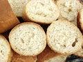 Free White Bread Pieces Stock Photos - 5257753