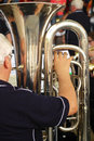 Free Street Trumpet Orchestra Royalty Free Stock Image - 5259716