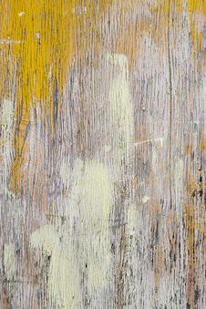 Wooden Painted Texture