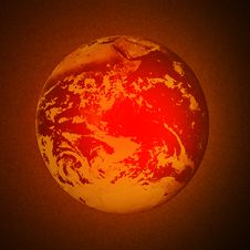 Free Global Warming Royalty Free Stock Images - 5250249