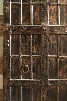 Free Ancient Door Stock Photo - 5250330