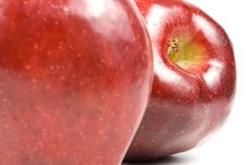Free Red Apple Stock Photography - 5250562