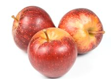 Free Red Apples Stock Images - 5250594