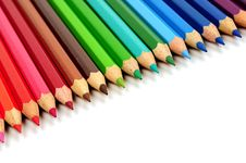 Free Colored Pencils Stock Image - 5250621