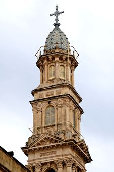 Free Church Tower Stock Photos - 5250743