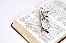 Free Bible Study Stock Photos - 5250873
