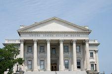 Free US Custom House Stock Photos - 5250983