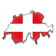 Free Switzerland State Icon Stock Photography - 5251082