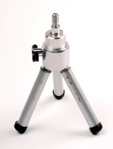 Free Mini Little Tripod Royalty Free Stock Image - 5251086