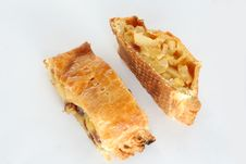 Free Apfelstrudel Or Strudel Cake Royalty Free Stock Images - 5251129