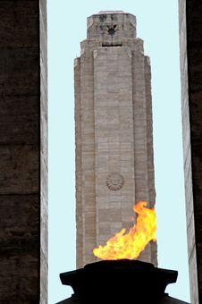 Free Monumento A La Bandera Rosario Stock Photos - 5251323