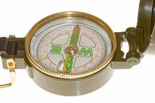 Free New Compass Stock Photo - 5253010