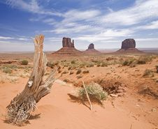 Free Monument Valley Stock Images - 5253234