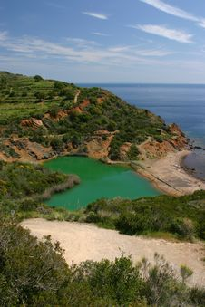 Free Mediterranean Landscape Stock Photo - 5253960