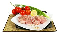 Free Meat Dishes Stock Photography - 5254402