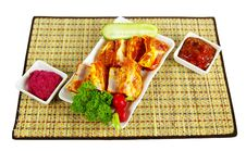 Free Meat Dishes Stock Photography - 5254442
