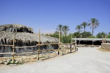 Free Bedouin Village Royalty Free Stock Images - 5254919